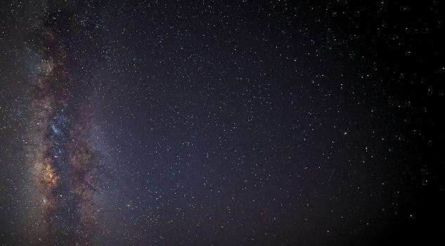 Milky Way banner