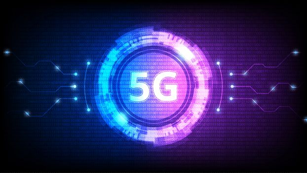 HUD 5G technology