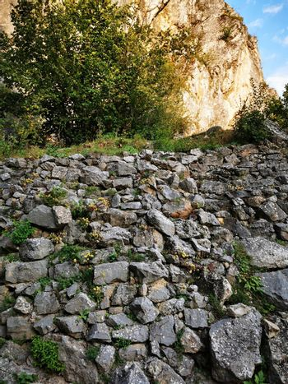 A stone wall in Aggtelek