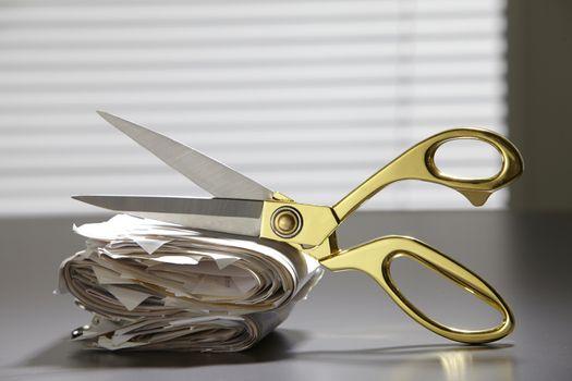 cutting expense