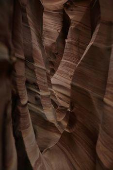 Zebra Slot Canyon, Grand Staircase Escalante, Utah, USA