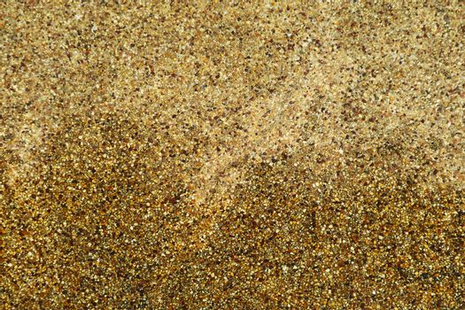 coarse and middle coarse sandstone floor is used for decorating