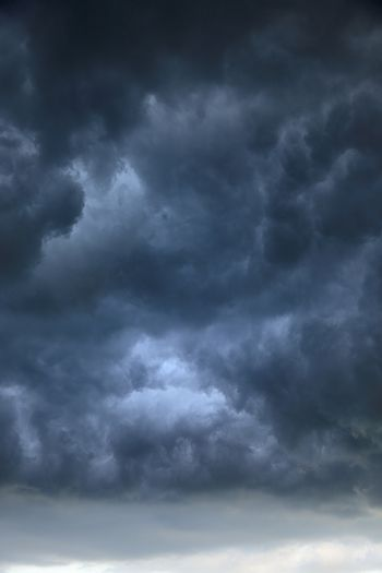 texture of cloudy sky