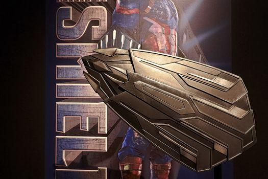 Shield of Captain America, Wakandan Shields