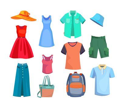 Summer clothes set