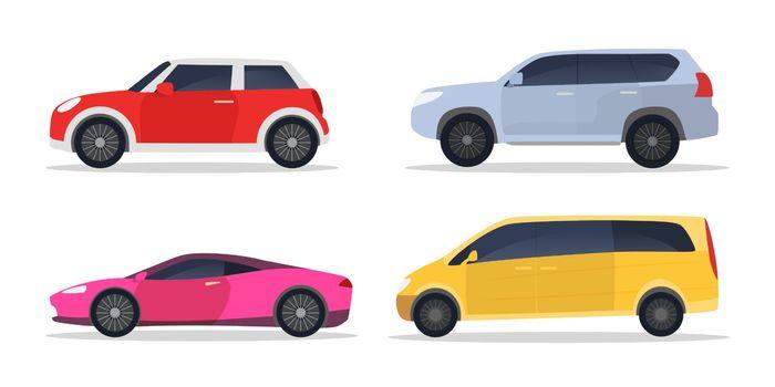 City cars set