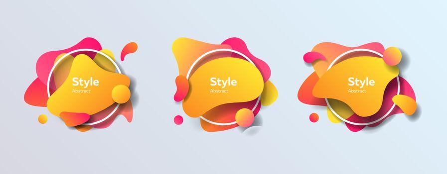 Badges set for app