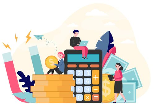 Money and income attraction