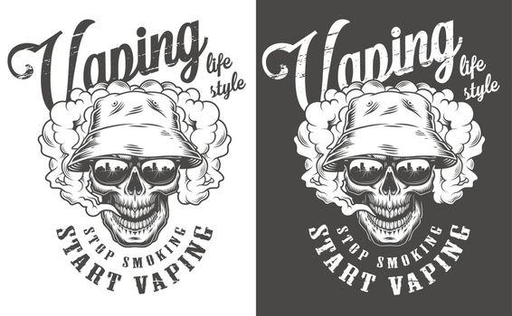 Vaping apparel design