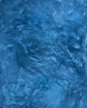 Blue marble background wall texture