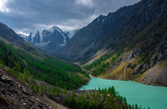 Landscapes Of The Altai Mountains