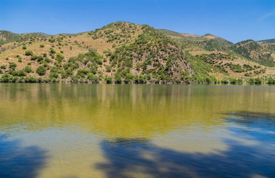 Scenic view of the Douro Valley and river