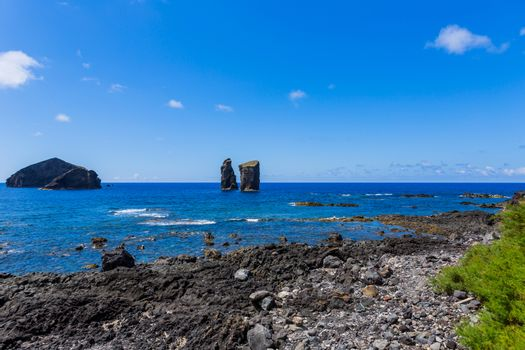 Mosteiros on the island of Sao Miguel