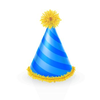 Decorated party hat