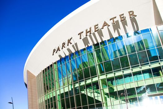 The Park Theater at the Park MGM
