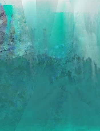 Azure color abstract