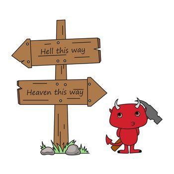 That little devil