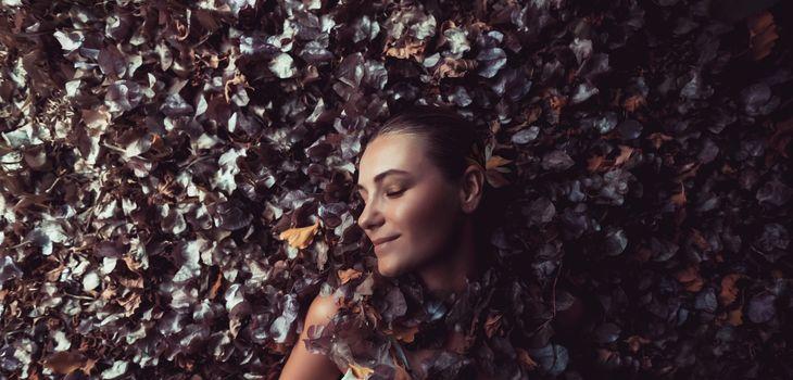 Autumn Theme Portrait