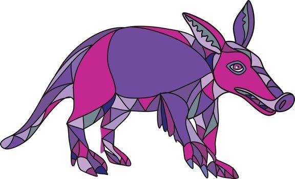 Aardvark Mosaic