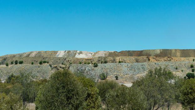 Rejuvenation Of Open Cut Mine Site