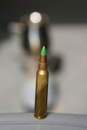 m-16 bullet - army life