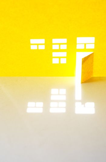 Yellow Paper House