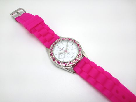 Style and co pink ladies wrist watch in Manila, Philippines