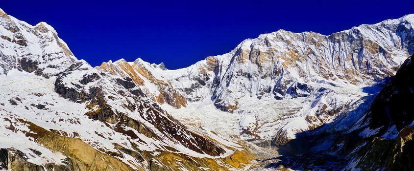 Annapurna I, Annapurna Range, Himalaya, Nepal