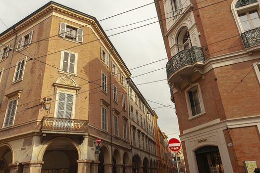 View of Via Emilia Centro in Modena, Italy 7