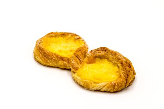 Eight, a typical French pastry in the shape