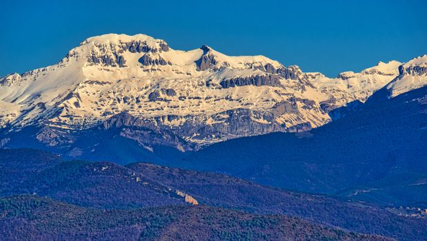 The Central Pyrenees, Spain