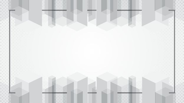 Abstract white background modern texture pattern hipster with geometric shapes wallpaper.Monimalist creative graphics design, bright poster, banner.