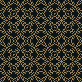 abstract seamless ornament lines pattern vector illustration