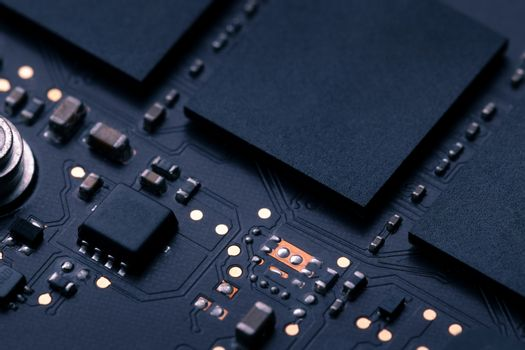 electronic chip component