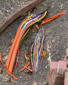 Digitisation, Optical Fibre Cable