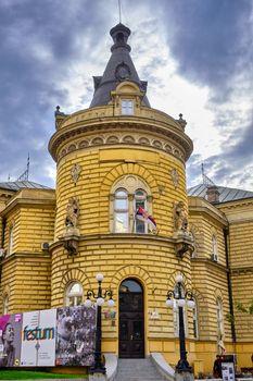 Student Cultural Center, cultural center and concert venue in Belgrade, Serbia