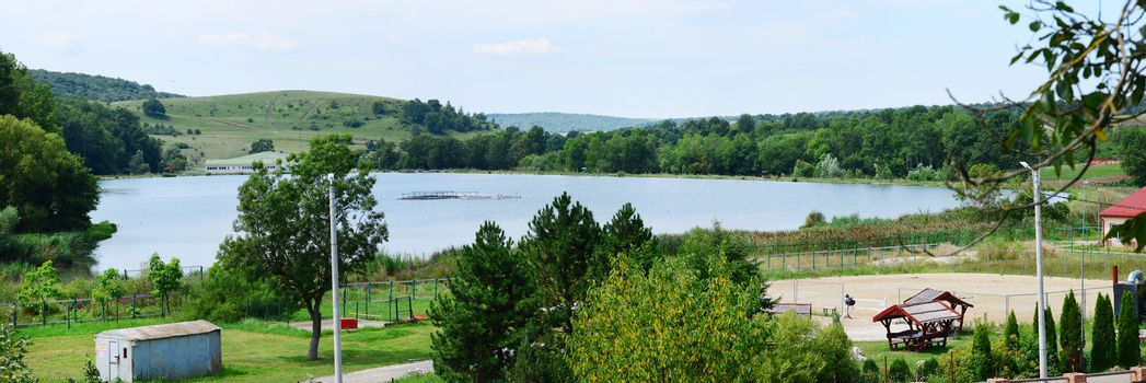 Herneacova lake