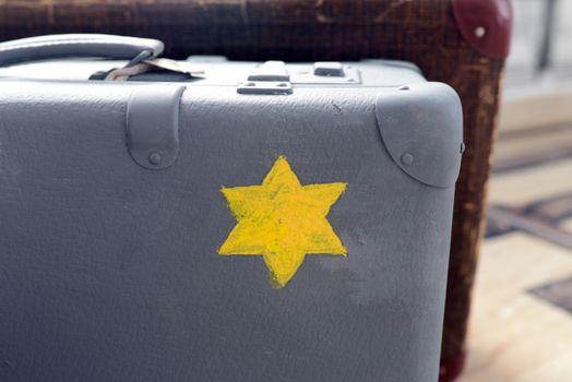 jewish suitcase