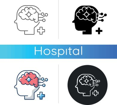 Neurological department icon