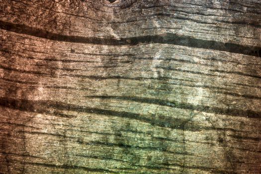 Old and weathered vintage wooden plank background with scratches