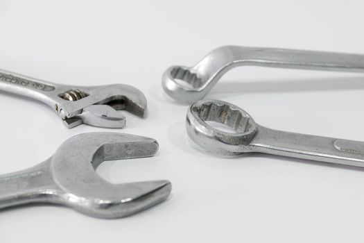 Tools are important accessories for technicians and repair work.