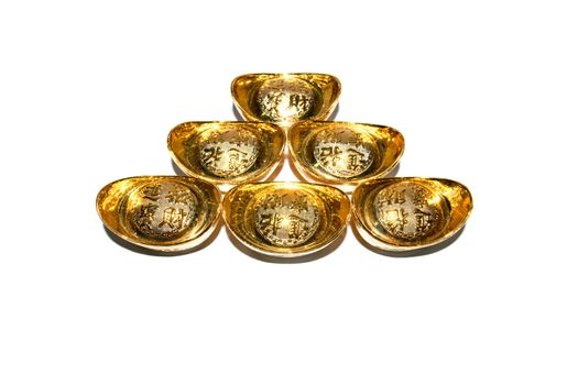 very beautiful chinese gold for chinese new years.
