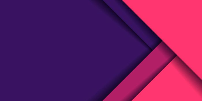 Banner web abstract background geometric stripes vibrant color overlapping layer with shadow and space for your text. Vector illustration