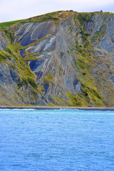Flysch Cliffs, Basque Coast UNESCO Global Geopark, Spain