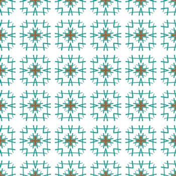 background green textile pattern with cross pattern