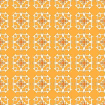 orange background textile pattern with cross pattern