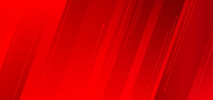Abstract modern diagonal stripes red background and texture with lines. Vector illustration