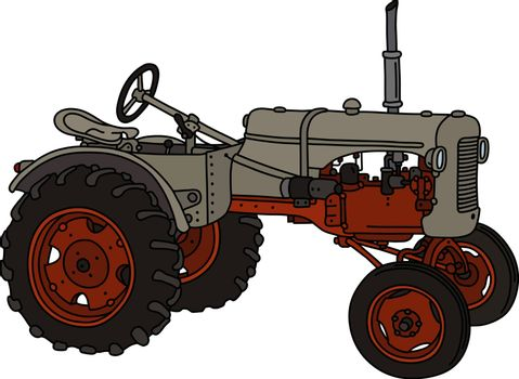 The classic sand tractor