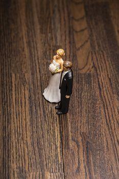 Married couple figurine