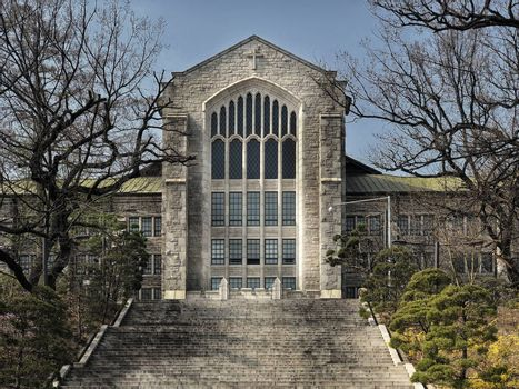 Ewha Womans University ,Seoul Korea